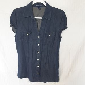 Bandolino button down shirt